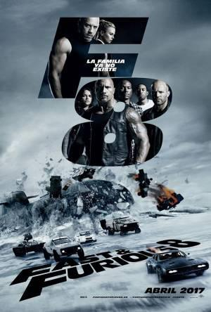 FAST  AND amp; FURIOUS 8
