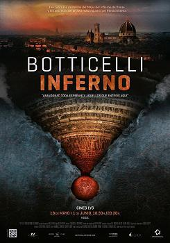 BOTICELLI, INFIERNO (DOCUMENTAL)