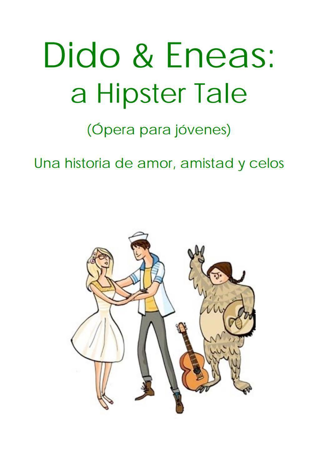 DIDO Y ENEAS A HIPSTER TALE