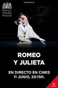 ROMEO Y JULIETA. BALLET ROYAL OPERA HOUSE