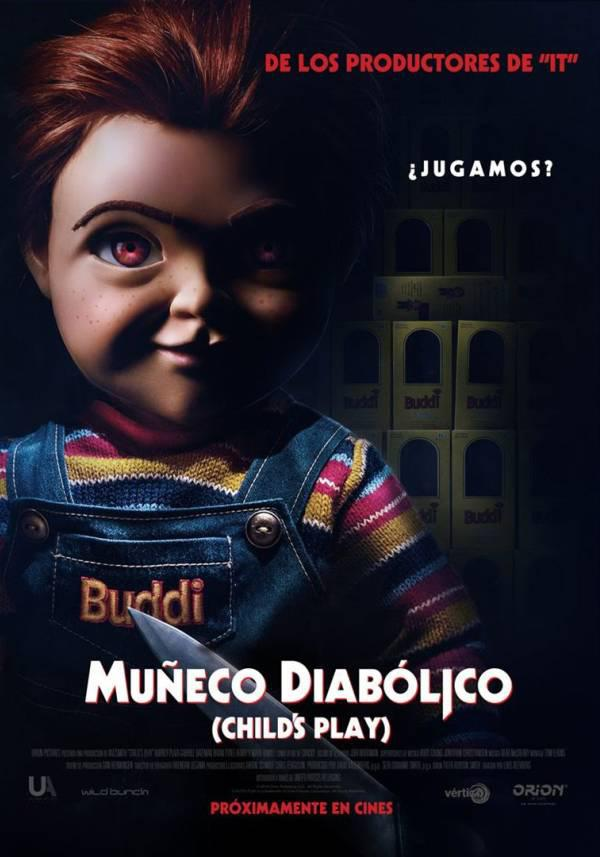 MUÑECO DIABÓLICO (CHILD