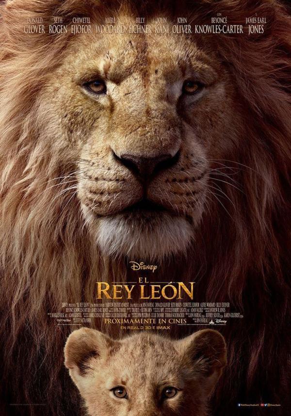 EL REY LEÓN - (DOLBY ATMOS)