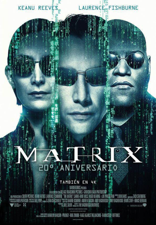 MATRIX 20 ANIVERSARIO