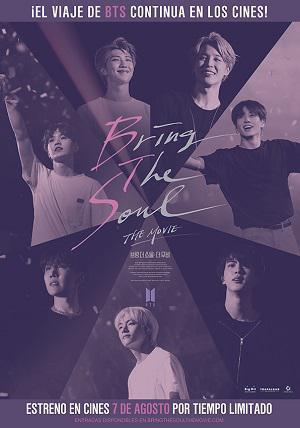 AFICINE LIVE MUSIC! BTS BRING THE SOUL: THE MOVIE