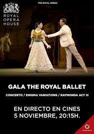 GRAN GALA THE ROYAL BALLET