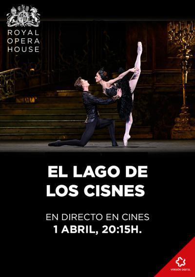 EL LAGO DE LOS CISNES ROYAL BALLET