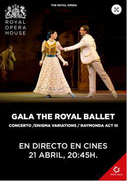 GALA THE ROYAL BALLET
