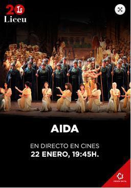 AIDA (OPERA DIRECTO)